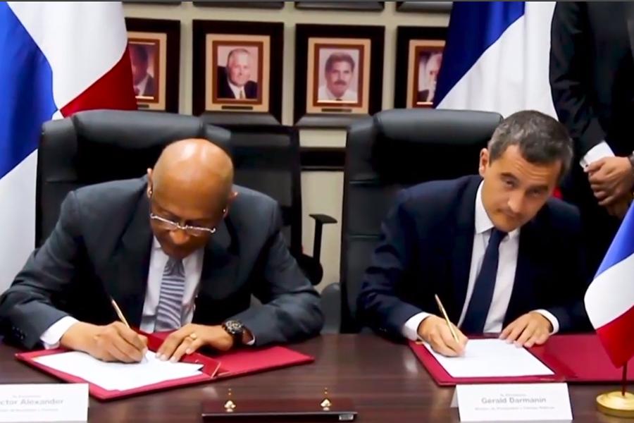 Francia y Panamá crean grupo para intercambio de información tributaria