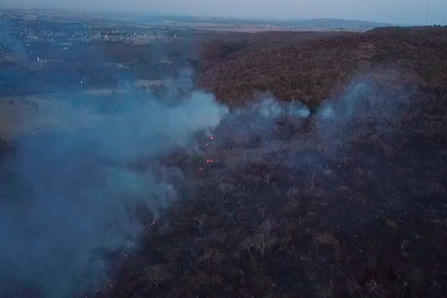 Amazonía: dramáticas imágenes del incendio forestal en Brasil