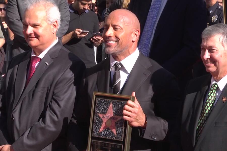 """Dwayne """"la Roca"""" Johnson vuelve a ser el actor mejor pagado, según Forbes"""