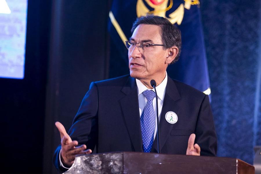 Presidente Vizcarra destaca importancia de generar una cultura de donación de órganos