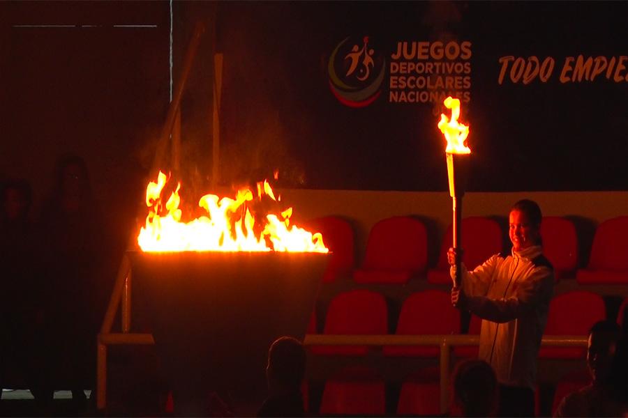 Juegos Deportivos Escolares 2019: así fue la inauguración de la etapa final