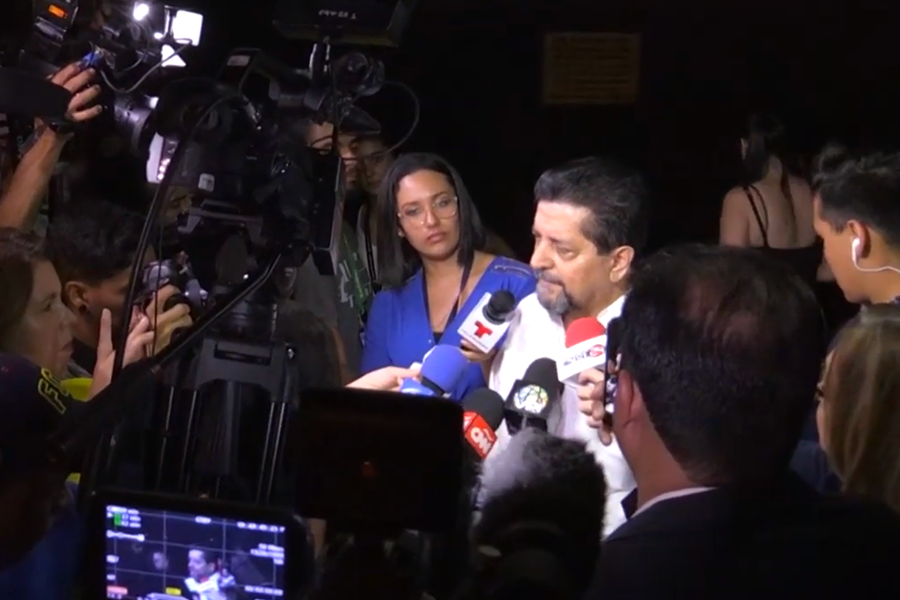 Venezuela: excarcelan a vicepresidente del Parlamento