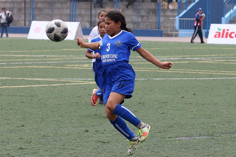 Juegos escolares 2019: penales definen semifinal de fútbol femenino femenino