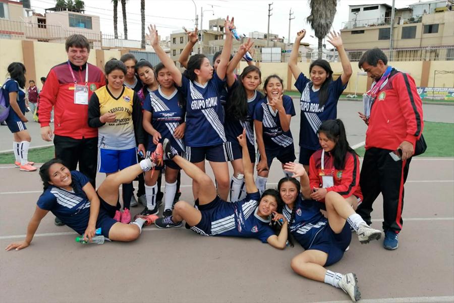 Juegos Escolares 2019: Apurímac gana en fútbol femenino - Categoría C