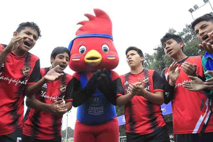 Juegos Escolares: Arequipa y Trujillo ganan oro en fútbol masculino - Categorías B y C