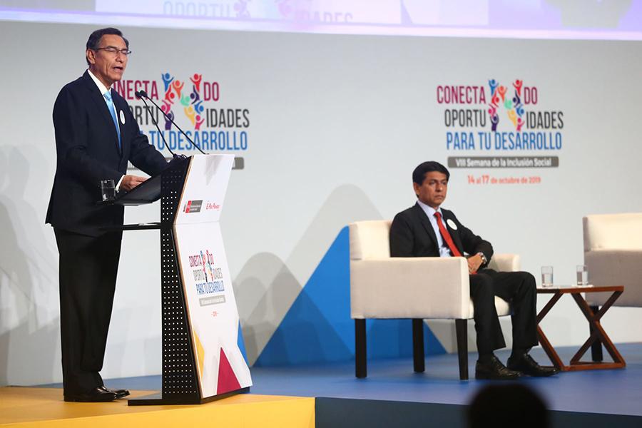Educación y Salud tendrán presupuesto de S/ 50,000 millones el 2020