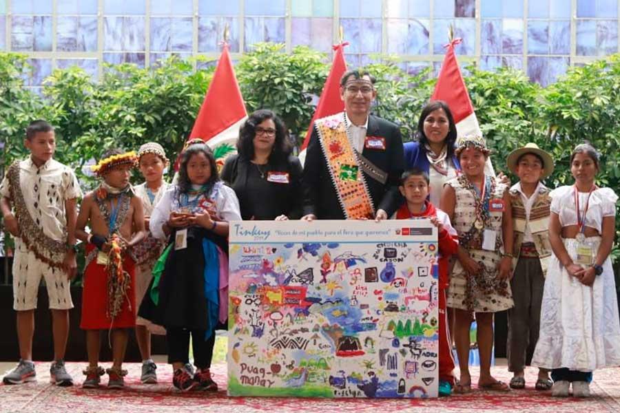 Presidente Vizcarra: Gobierno trabaja por igualdad de oportunidades