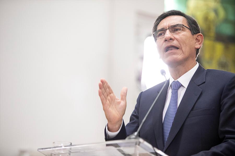 Misión de la OEA constatará limpieza y transparencia de elecciones congresales