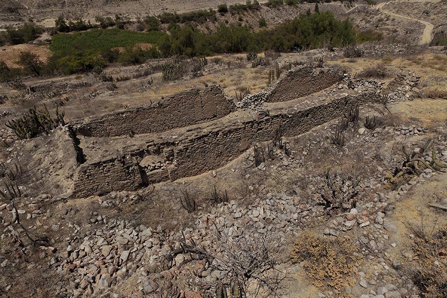 Omas: la ciudad española oculta entre los cerros de Yauyos