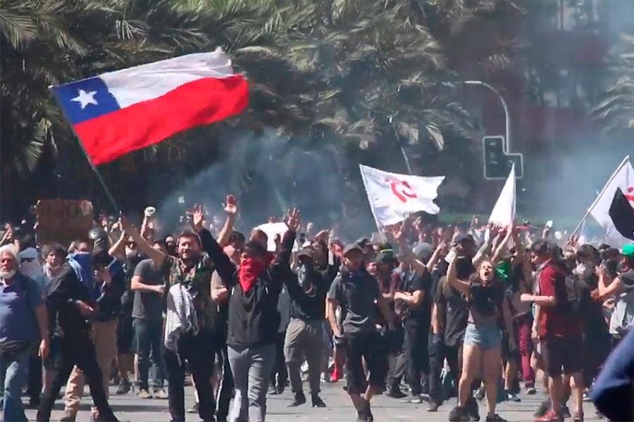 Andina Te Informa: ¿Cómo se explica la actual situación en Chile?