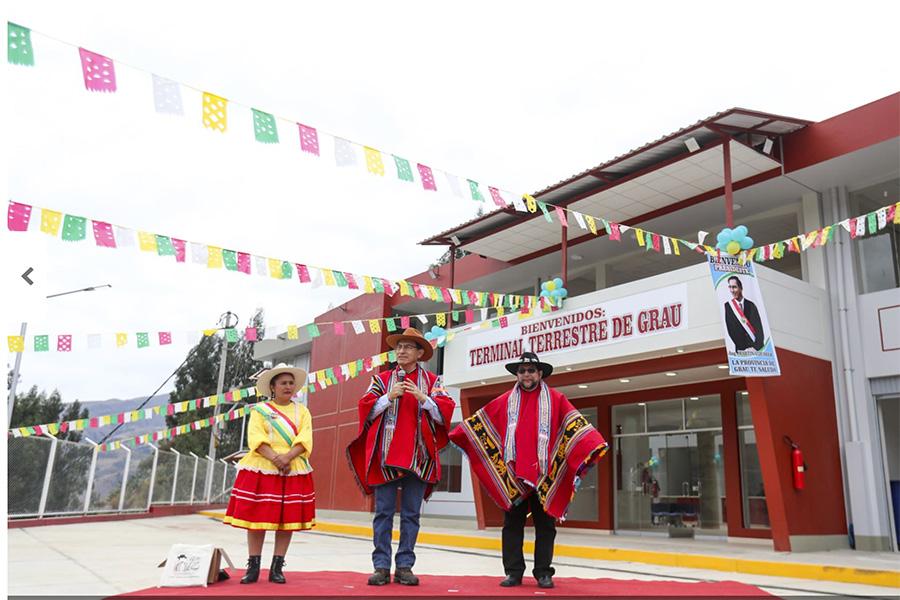 Presidente Vizcarra: gobierno buscará adelantar entrega de canon por Las Bambas