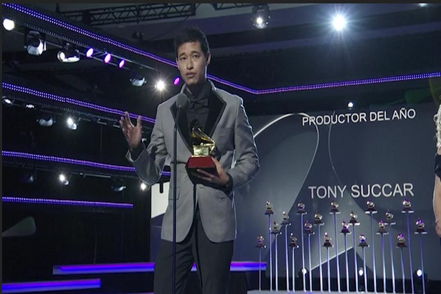 Latin Grammy: peruano Tony Succar elegido productor del año