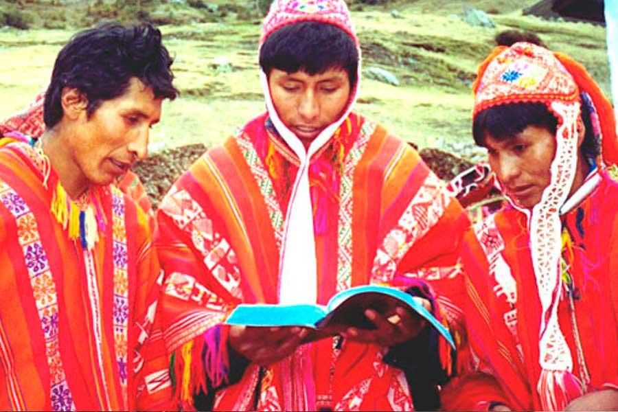 Nuevos medios ofrecen una nueva mirada sobre el quechua