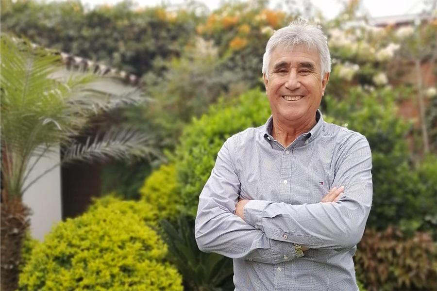 Percy Rojas: para mí Flamengo viene como favorito