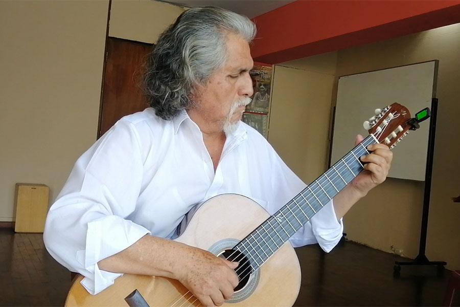 Manuelcha Prado celebra 50 años de trayectoria en el GTN