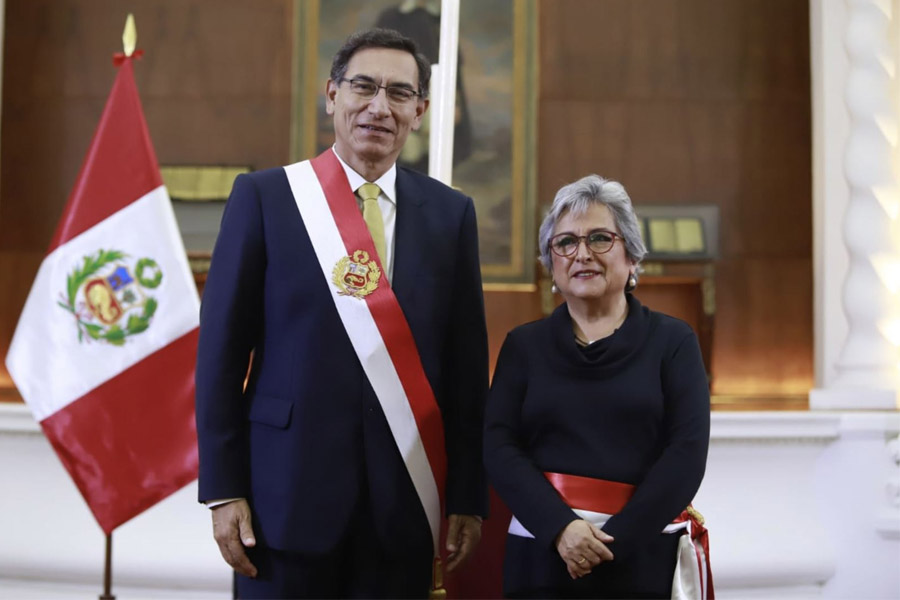 Sonia Guillén juró como nueva ministra de Cultura