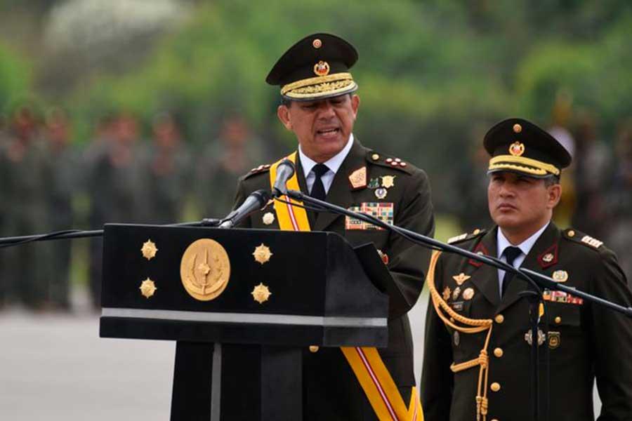 Día del Ejército: recalcan valores de la institución