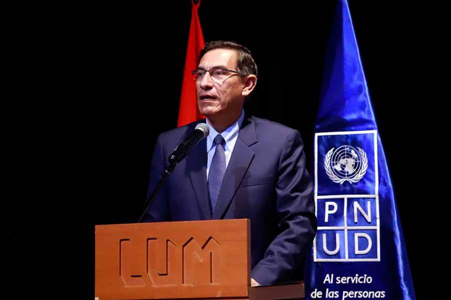 Vizcarra: El objetivo central de toda acción de gobierno deben ser las personas
