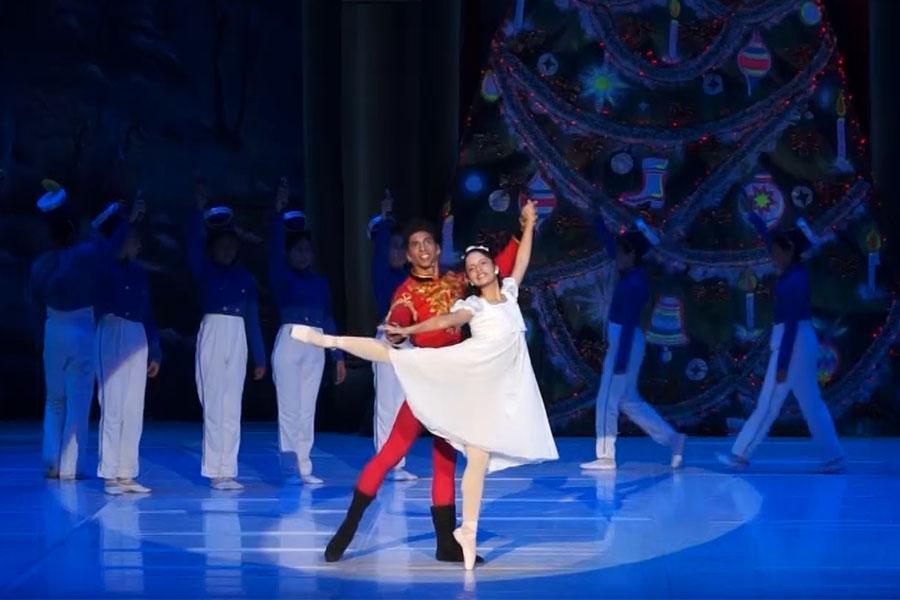 Ballet clásico El Cascanueces vuelve al Teatro Municipal de Lima