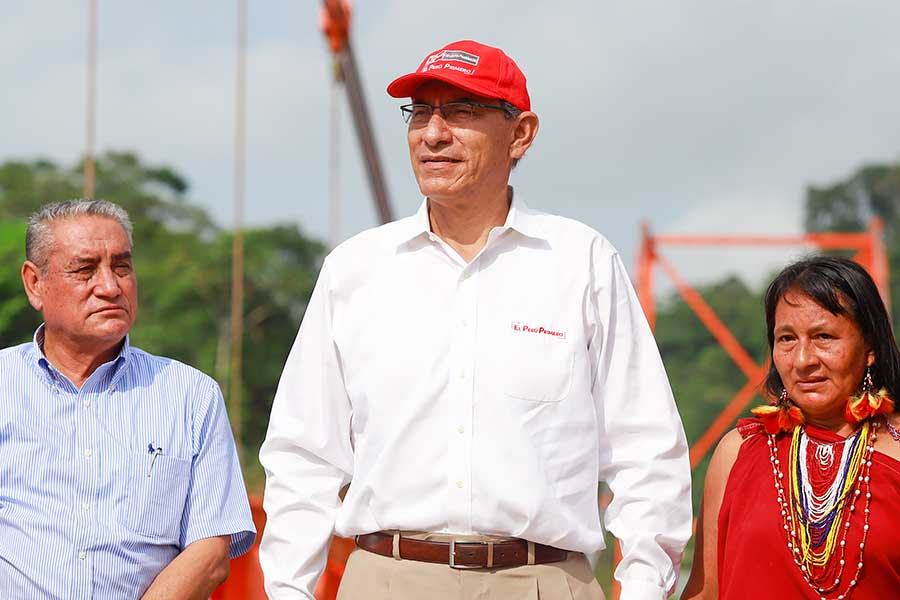 Presidente Vizcarra pide a miembros de mesa cumplir con responsabilidad compromiso cívico
