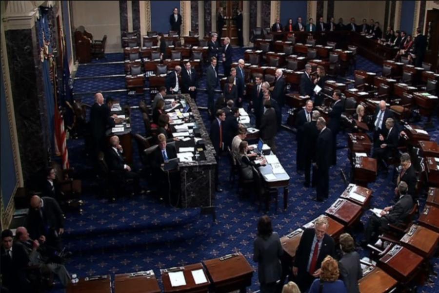 Estados Unidos: Comienza el juicio político a Trump en el Senado