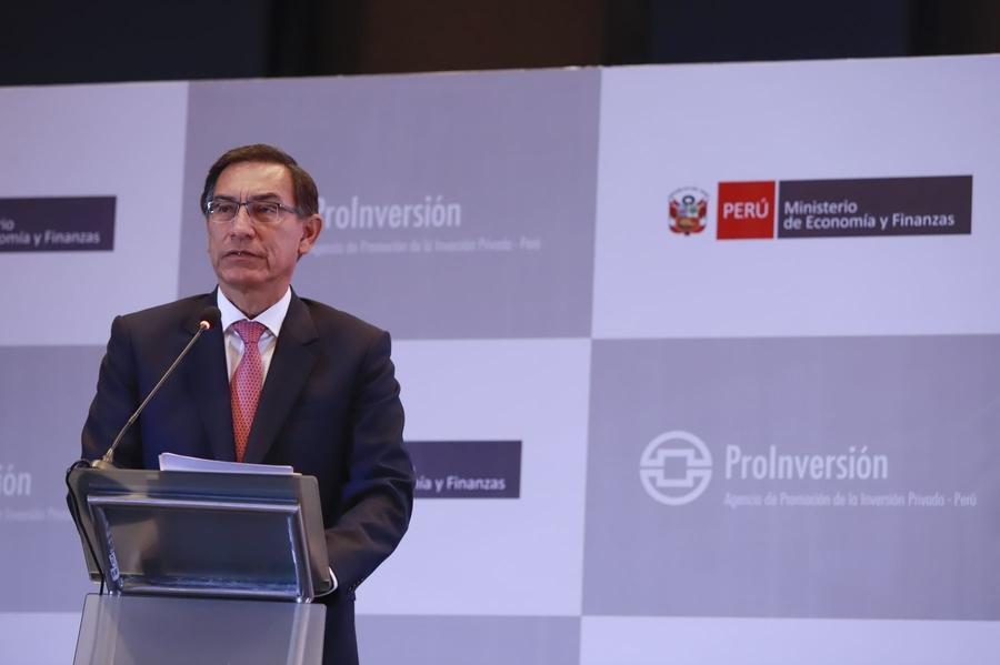 Presidente Vizcarra pide ejercer un voto responsable