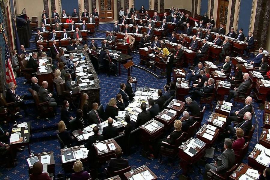Estados Unidos. inicia juicio político contra Trump en el Senado