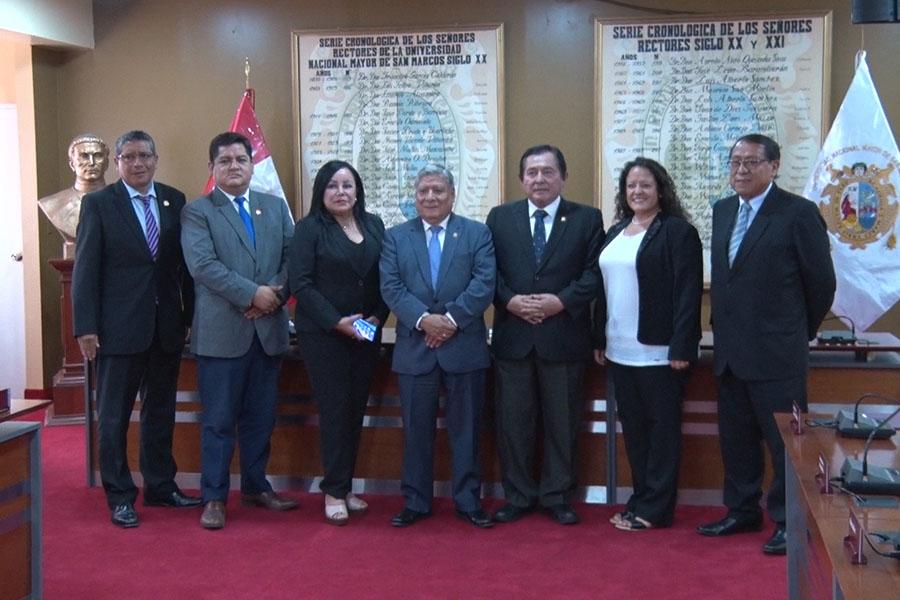 Se instaló comisión para celebrar los 469 años de San Marcos