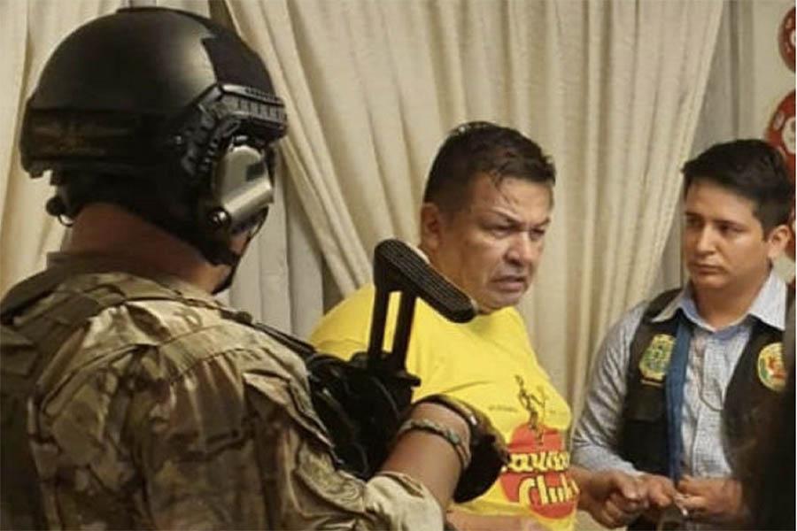 Detienen a exalcalde provincial del Callao Juan Sotomayor