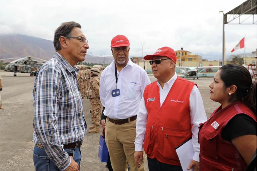 Presidente Vizcarra: la democracia se fortalece cuando ciudadanía elige a sus autoridades