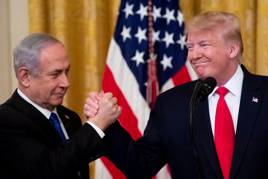 Medio Oriente. Plan de paz de Trump favorable a Israel recibe rotundo rechazo palestino