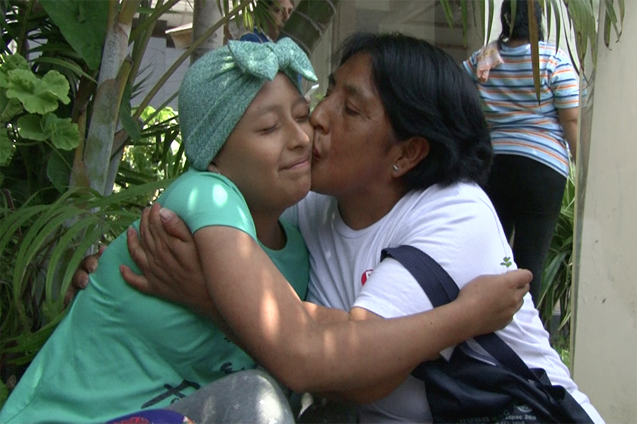 Día del cáncer infantil: invencibles guerreros cuentan su historia