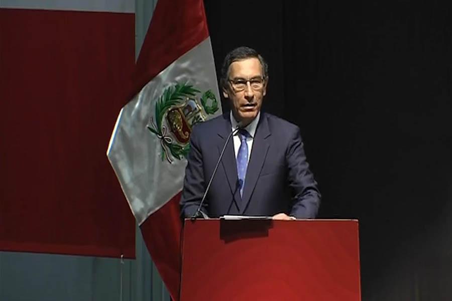 Presidente Vizcarra destaca récord histórico alcanzado en exportación de 732 productos