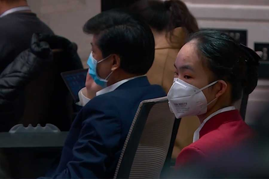 Coronavirus: China podría lanzar vacuna a finales de abril