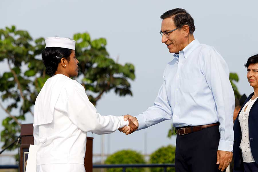 Presidente: tenemos el compromiso de generar oportunidades para los jóvenes