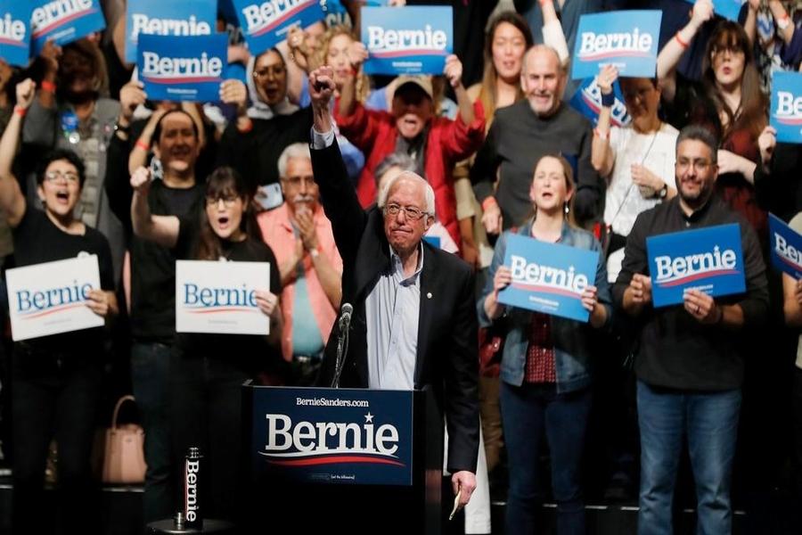 Estados Unidos: Sanders gana Nevada y se fortalece en la carrera presidencial demócrata