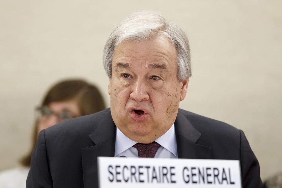 ONU: Secretario general preocupado porque los derechos humanos son atacados en todo el mundo