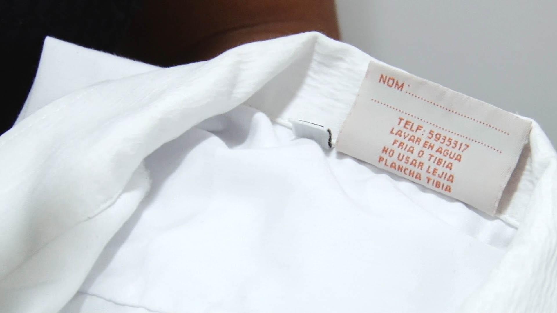 Útiles escolares: sepa cómo leer el etiquetado en uniformes y más