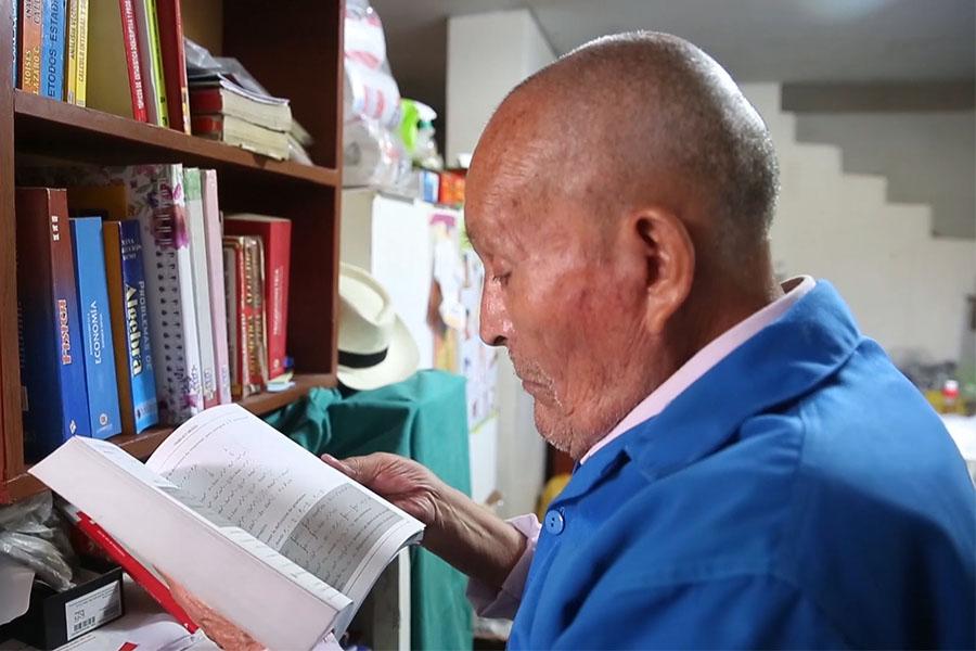 Admirable: a sus 89 años postula a la universidad