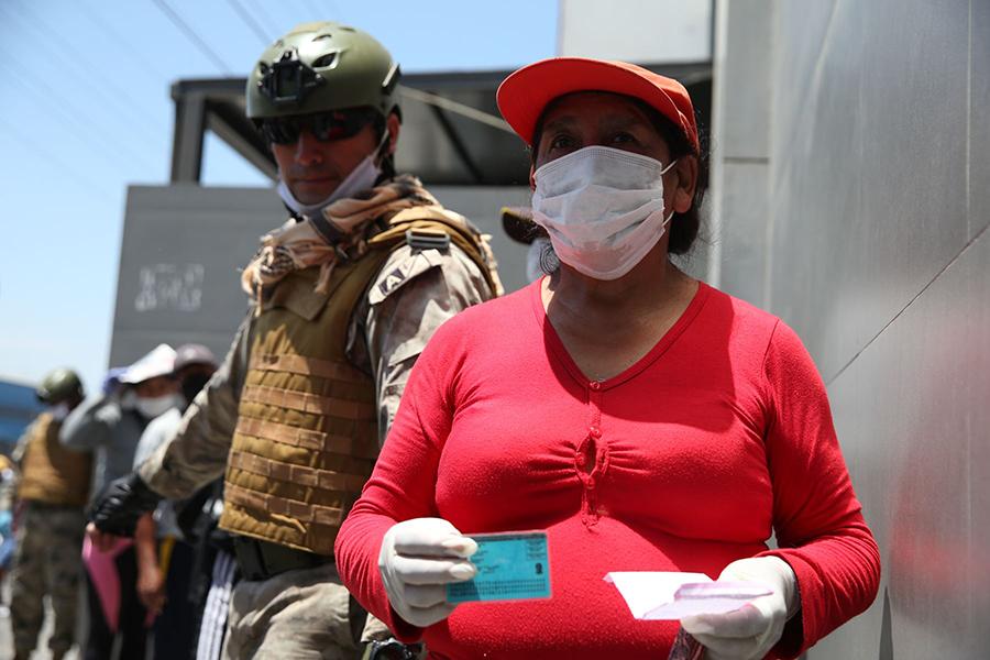 Gobierno otorgará segundo bono para familias vulnerables por ampliación de emergencia