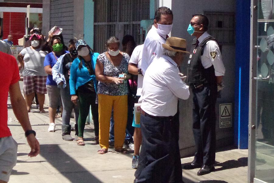 Presidente Vizcarra: un millón de familias peruanas ya tiene el bono de S/ 380