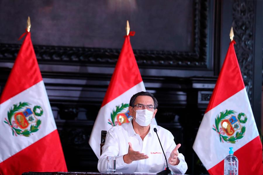 Coronavirus: 10 millones de peruanos recibirán víveres a través de municipios