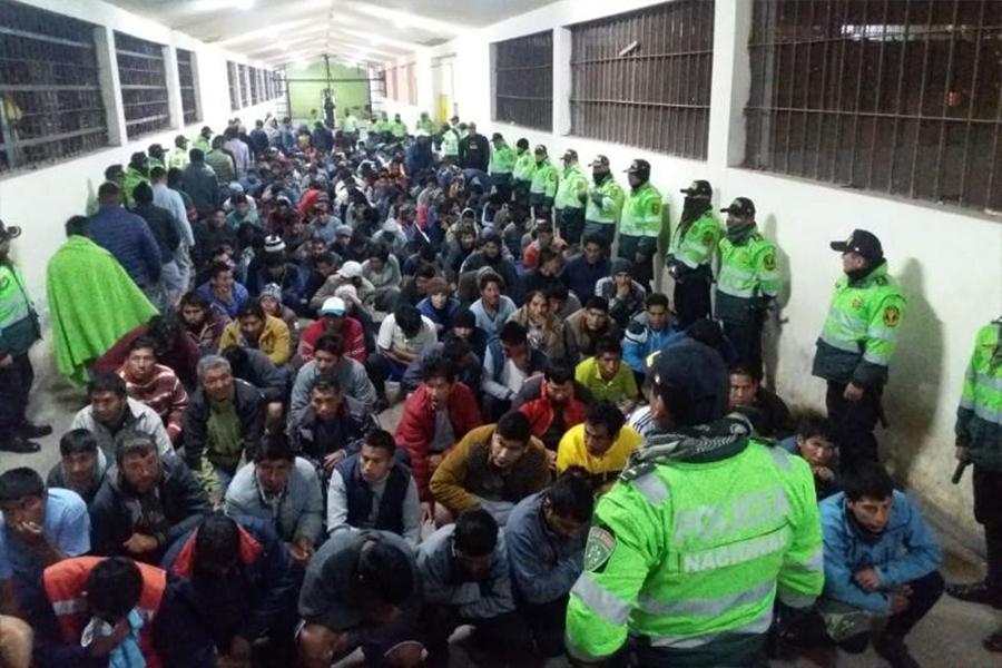 Ministro de Justicia: cero contagios en penales y centros juveniles de coronavirus