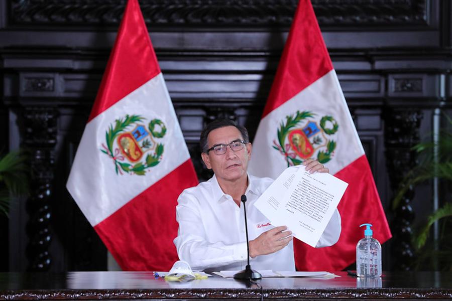 Presidente Vizcarra: es momento de reforma del sistema privado de pensiones