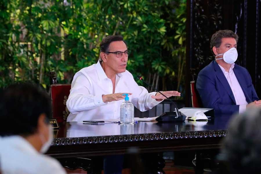 Gobierno crea Programa Reactiva Perú que dará garantías crediticias de S/ 30,000 millones