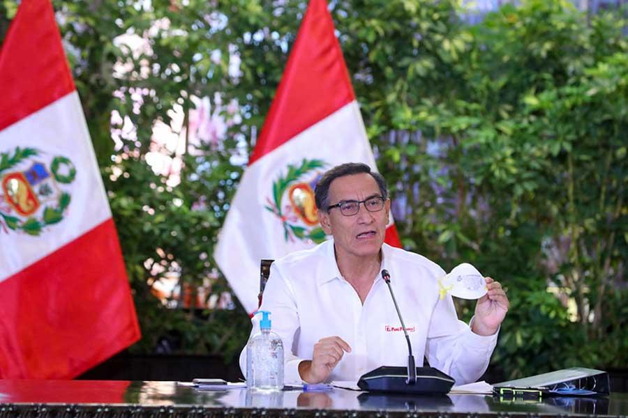 """Presidente Vizcarra: """"estamos preparados para enfrentar la parte más difícil"""""""