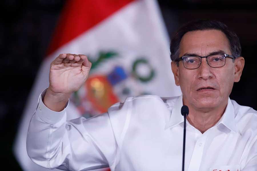 Presidente Vizcarra: Reactiva Perú garantiza que economía seguirá funcionando