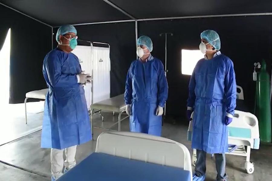 Andina en regiones: información oficial sobre el coronavirus