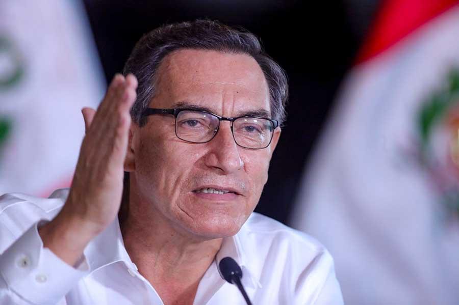 Aislamiento por coronavirus se extiende hasta el 26 de abril, anuncia el Presidente Vizcarra