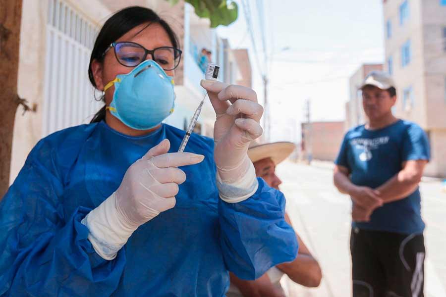 Minsa: entre ayer y hoy se realizaron 8,000 pruebas para detectar el coronavirus